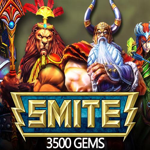 Comprar SMITE 3500 Gems Tarjeta Prepago Comparar Precios