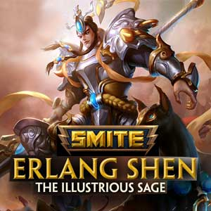 Comprar SMITE Erlang Shen and Erlang Shen Illustrious Skin CD Key Comparar Precios