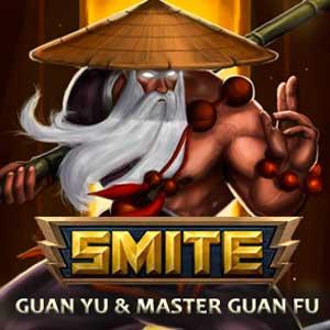 Comprar SMITE Guan Yu and Master Guan Fu Skin CD Key Comparar Precios
