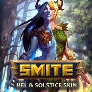 Comprar SMITE Hel and Solstice Skin CD Key Comparar Precios