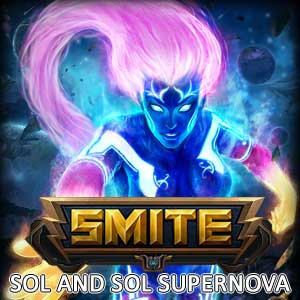 Comprar SMITE Sol and Sol Supernova Skin CD Key Comparar Precios