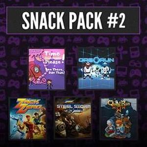 Comprar Snack Pack 2 CD Key Comparar Precios