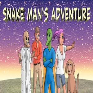 Snake Mans Adventure