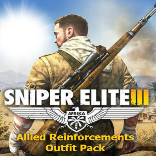 Comprar Sniper Elite 3 Allied Reinforcements Outfit Pack CD Key Comparar Precios
