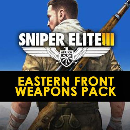 Comprar Sniper Elite 3 Eastern Front Weapons Pack CD Key Comparar Precios