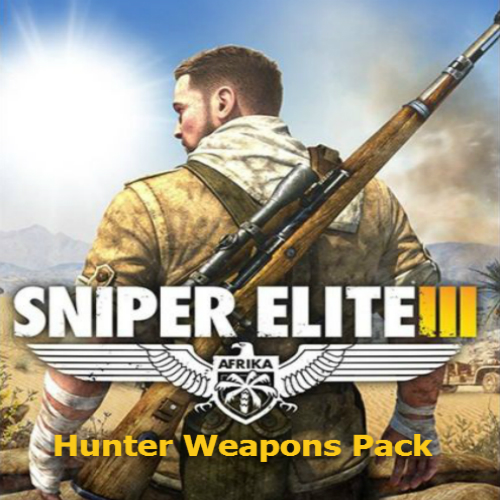 Comprar Sniper Elite 3 Hunter Weapons Pack CD Key Comparar Precios