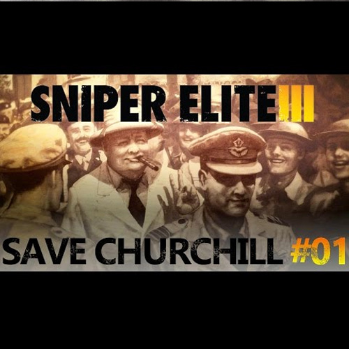 Comprar Sniper Elite 3 Save Churchill Part 1 In Shadows CD Key Comparar Precios