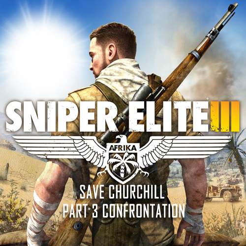 Comprar Sniper Elite 3 Save Churchill Part 3 Confrontation CD Key Comparar Precios