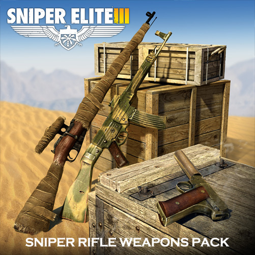 Comprar Sniper Elite 3 Sniper Rifle Weapons Pack CD Key Comparar Precios