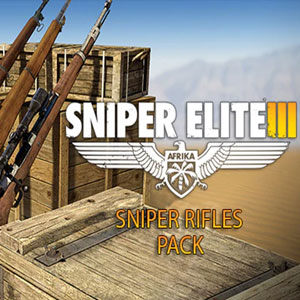 Sniper Elite 3 Sniper Rifles Pack