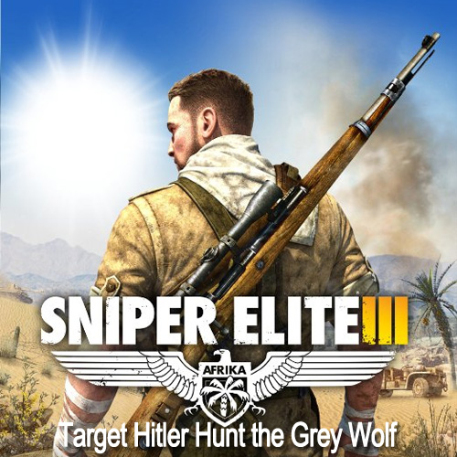 Comprar Sniper Elite 3 Target Hitler Hunt the Grey Wolf CD Key Comparar Precios