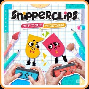 Comprar Snipperclips Cut it out together Nintendo Switch Barato comparar precios
