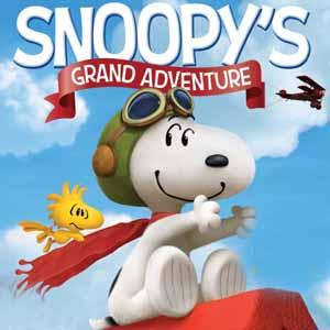 Comprar Snoopys Great Adventure Nintendo Wii U Descargar Código Comparar precios