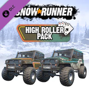 SnowRunner High Roller Pack