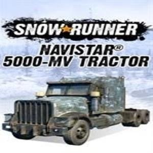 Comprar SnowRunner Navistar 5000 MV Tractor Xbox One Barato Comparar Precios