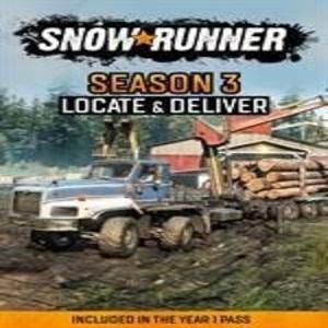 Comprar SnowRunner Season 3 Locate and Deliver Xbox Series Barato Comparar Precios