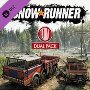 Comprar SnowRunner TATRA Dual Pack CD Key Comparar Precios