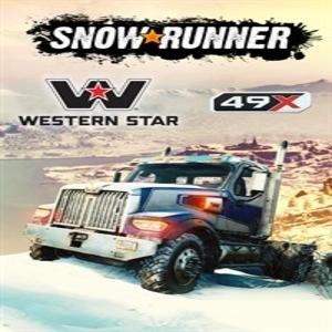 Comprar SnowRunner Western Star 49X Xbox One Barato Comparar Precios