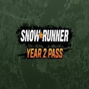 Comprar SnowRunner Year 2 Pass CD Key Comparar Precios