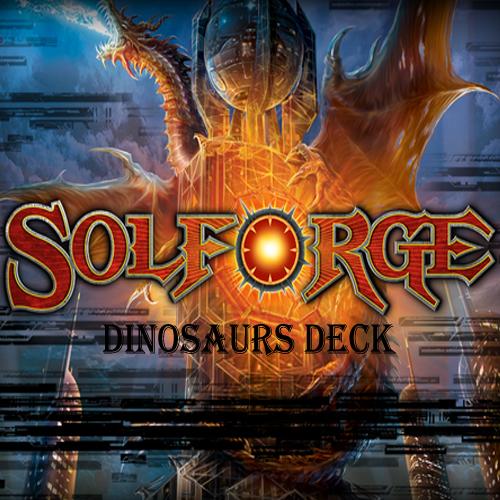 Comprar SolForge Dinosaurs Deck CD Key Comparar Precios