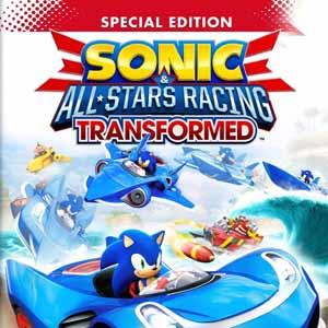 Comprar Sonic & All Stars Racing Transformed PS3 Code Comparar Precios