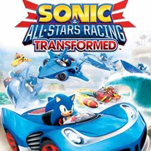 Comprar Sonic and All-Stars Racing Transformed Nintendo Wii U Descargar Código Comparar precios