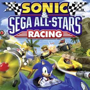 Comprar Sonic and SEGA All-Stars Racing Xbox 360 Code Comparar Precios
