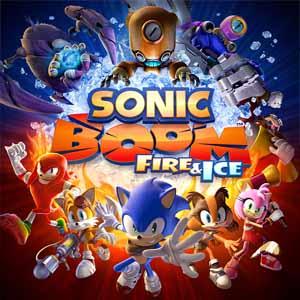 Comprar Sonic Boom Fire and Ice Nintendo 3DS Descargar Código Comparar precios