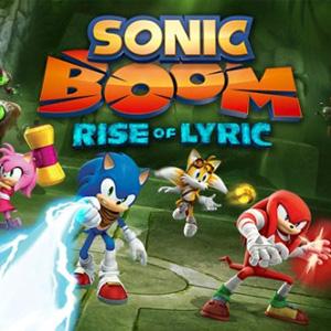 Comprar Sonic Boom Rise of Lyric Nintendo Wii U Descargar Código Comparar precios