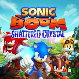 Comprar Sonic Boom Shattered Crystal Nintendo 3DS Descargar Código Comparar precios
