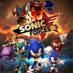 Comprar Sonic Forces PS4 Code Comparar Precios