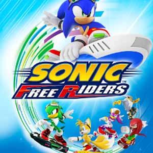 Comprar Sonic Free Riders Xbox 360 Code Comparar Precios