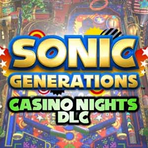 Comprar Sonic Generations Casino Night CD Key Comparar Precios