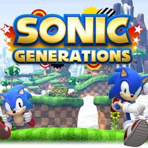 Comprar Sonic Generations Xbox 360 Code Comparar Precios