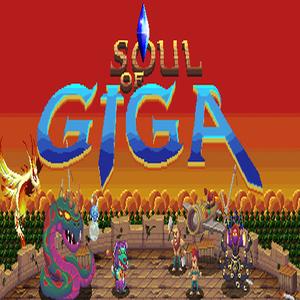 Comprar Soul of Giga CD Key Comparar Precios