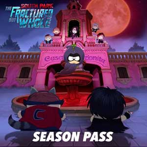 South Park The Fractured but Whole SEASON PASS