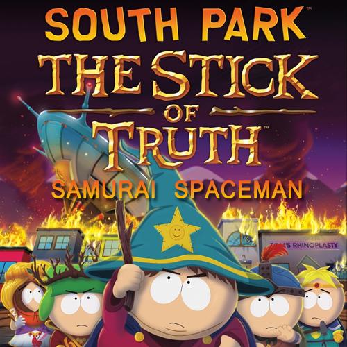 Comprar South Park The Stick of Truth Samurai Spaceman CD Key Comparar Precios