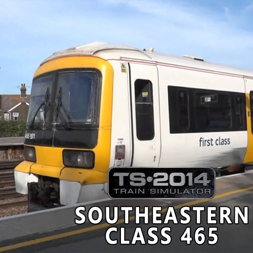 Comprar Train Simulator Southeastern Class 465 CD Key Comparar Precios