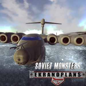 Comprar Soviet Monsters Ekranoplans CD Key Comparar Precios