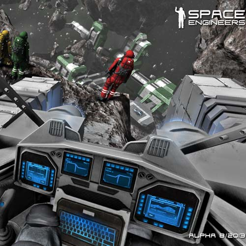 Descargar Space Engineers - PC key Steam