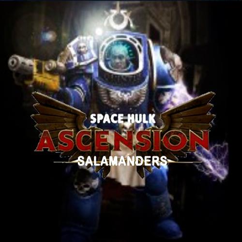 Space Hulk Ascension Salamanders