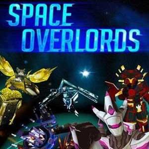 Comprar Space Overlords CD Key Comparar Precios
