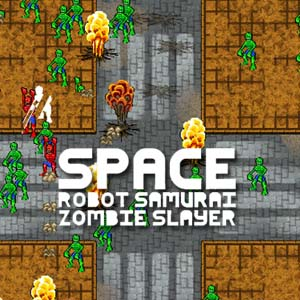 Comprar Space Robot Samurai Zombie Slayer CD Key Comparar Precios