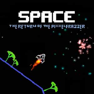 Comprar Space The Return Of The Pixxelfrazzer CD Key Comparar Precios
