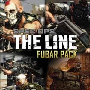 Spec Ops The Line FUBAR Pack