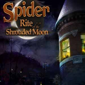 Comprar Spider Rite of the Shrouded Moon CD Key Comparar Precios