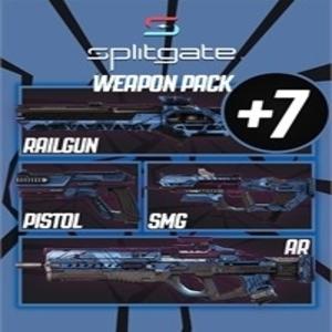 Comprar Splitgate Starter Weapon Pack Ps4 Barato Comparar Precios