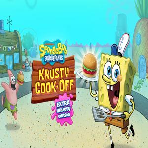 SpongeBob Krusty Cook-Off