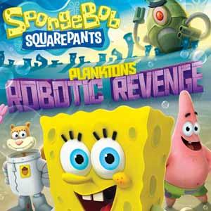 Comprar SpongeBob SquarePants Plankton Fiese Robo Revenge Xbox 360 Code Comparar Precios