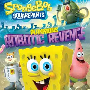 Comprar SpongeBob SquarePants Planktons Robotic Revenge Nintendo Wii U Descargar Código Comparar precios
